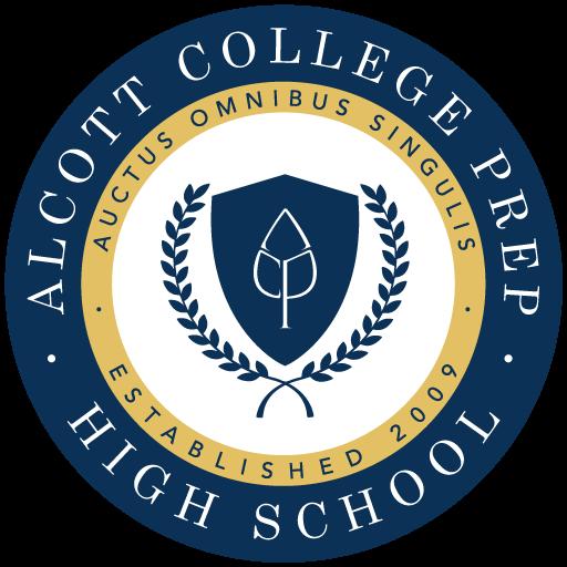 Alcott College Prep High School Seal