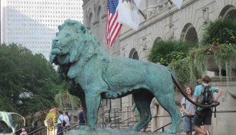 Art_Institute_of_Chicago_Lion_(II)_(7182539539)