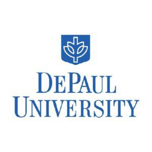 DePaul U logo